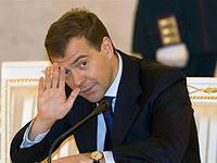 Медведев 'круто' поднимает штрафы