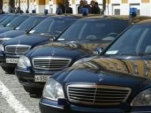 Годовая аренда «Мерседеса» чиновника - 2 миллиона рублей