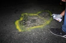 Ямы на дорогах в Набережных Челнах пометили краской