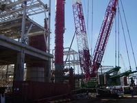 В Менделеевске строят завод по производству аммиака и метанола