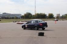 В Набережных Челнах прошел чемпионат по мастерству вождения автомобилей
