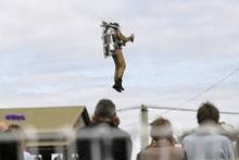 'Летающие мотоциклы' запускают в продажу