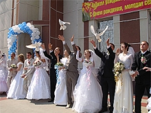 Челнинцы чаще женятся