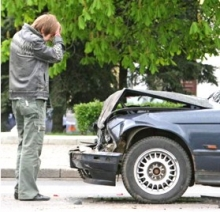 Пьяный челнинец украл ключи от автомобиля и попал в ДТП