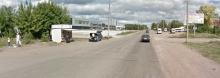 В Сидоровке недовольны автобусной остановкой