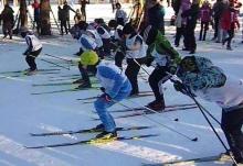 Лыжники Набережных Челнов вкатываются в зимний сезон