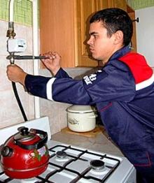 Плата за техобслуживание газового счетчика незаконна