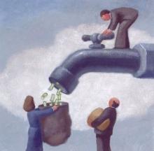 Банкирам и ростовщикам ограничили проценты по кредитам