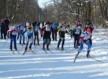В Сочи пройдет Олимпиада, а в Челнах - 'Лыжня России'