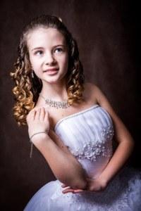 17 девочек стали финалистками конкурса «Маленькая Мисс»