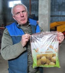 Леонид Барышев заманивает фермеров
