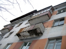«Психическая атака» на балконы