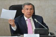 Президент Татарстана выделил Челнам деньги на трамвай, мост и дороги
