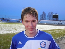 Владимир Клонцак забил свой первый гол за 'КАМАЗ'