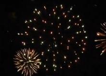 Празднование Дня Победы в Набережных Челнах завершилось салютом