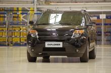 Эксперты Ford Sollers 'сломали' автомобили