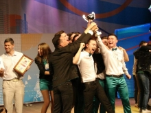 В финальных играх КВН 19-го сезона победила команда 'КамПИ'