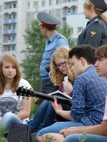 День молодежи в Набережных Челнах начался