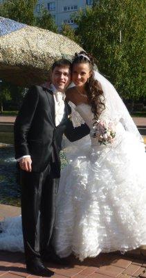 Свадьба «Бриллиантовой невесты»