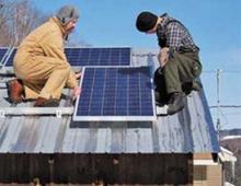 Садоводы в Набережных Челнах закупают солнечные батареи