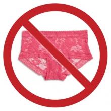 Запрет на 'кружевные трусы»