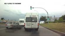 Смог на дорогах Набережных Челнов