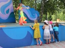 Юные таланты Автозаводского района спели и станцевали «На экваторе лета»