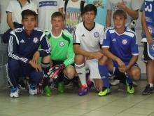 Футбольный клуб «КАМАЗ» продемонстрировал свою новую форму