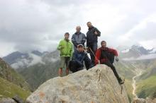 Челнинские альпинисты покорили Эльбрус (ФОТО)