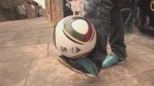 Финал конкурса 'Воздушный мяч - Football Freestyle'!