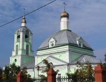 Новые колокола в церкви Большой Шильны