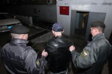 Ночь в гостях у полицейских