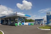 Дочерняя компания «Газпрома» готова построить в Татарстане 15 новых газовых заправок