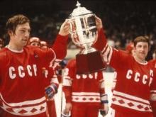 «Легенды хоккея СССР» снова в Челнах!