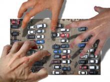 В Набережных Челнах идет борьба за 9 автостоянок на 4500 мест