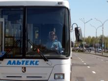 Автобусы из Набережных Челнов в аэропорт 'Бегишево' поехали снова