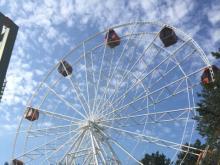 Новое колесо обозрения открывается 8 июля