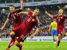 Сегодня болельщики сборной России будут следить за двумя футбольными матчами сразу