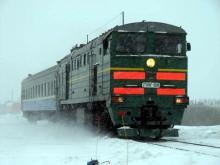 Зимнее расписание поездов на вокзале действует до мая