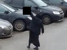 Женщина в черном хиджабе с отрезанной головой ребенка: трагедия в Москве