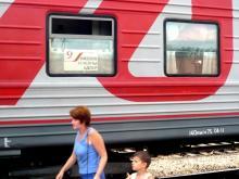 Со 2 июня через Набережные Челны будет курсировать еще один поезд до Адлера. Но без допвагона
