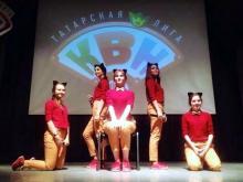 Челнинская команда КВН 'Марат' в финале Татарской лиги заняла третье место