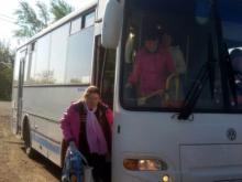 Маршрут автобуса 'Кузнечный завод - поселок Новый' отменили из-за таксистов