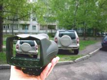 За парковку на газоне будут штрафовать без протокола