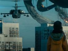 Федор Бондарчук снимает фильм про нападение инопланетян на Москву (первый трейлер)