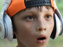 Челнинский музыкант Виктор Зимин снял детский короткометражный фильм