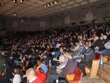 Театр и цирк: Концертный зал имени Сары Садыковой открывает сезон