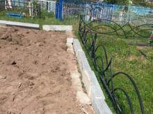 Сергею Майорову отказали в возбуждении уголовного дела по факту разрушения на кладбище