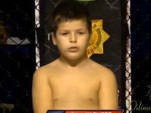 Видео боя сына Рамзана Кадырова Адама на Гран-при ММА 'Ахмат'