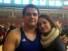Челнинский тяжеловес Эдуард Авджян стал победителем Всероссийских соревнований по боксу